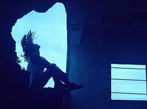 Luna Keller - Black and Blue