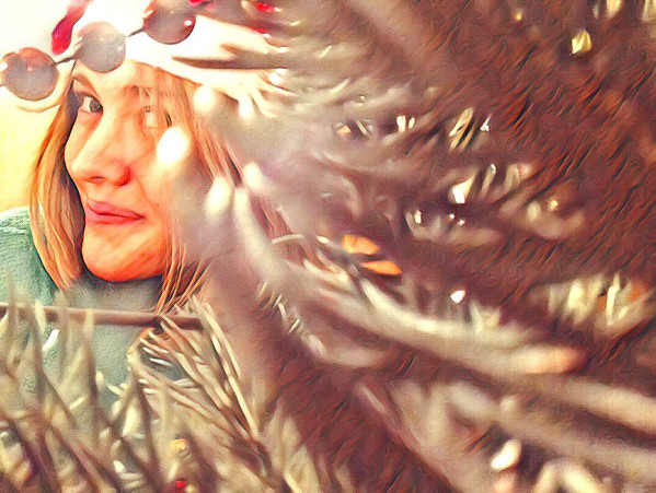 Luna_Christmas_painting