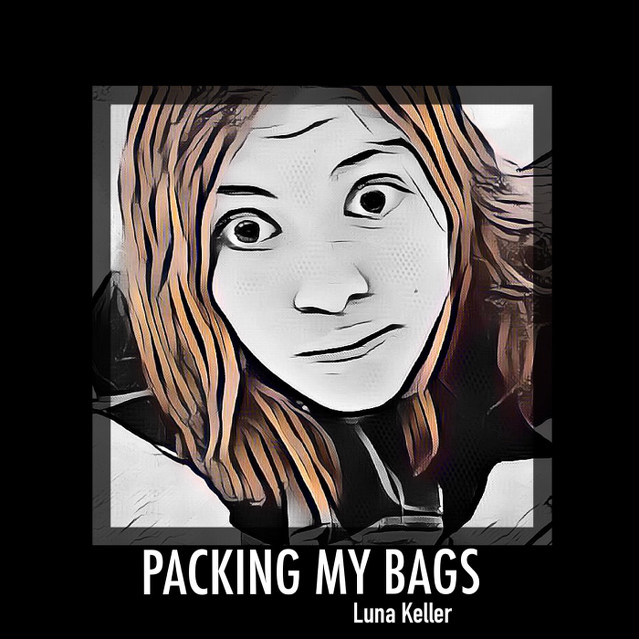 Luna Keller - Packing My Bags