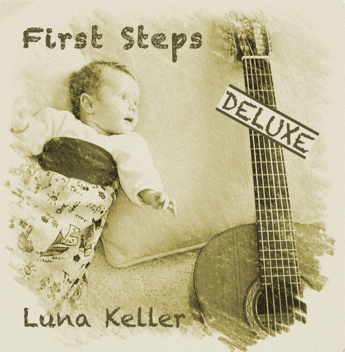 Luna Keller EP First Steps