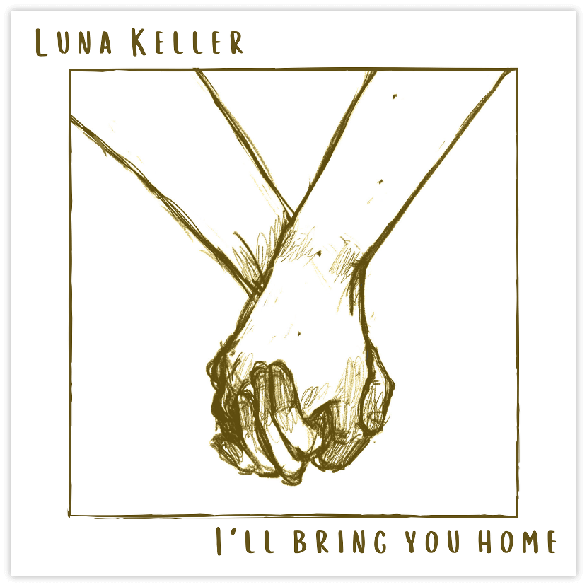 Luna Keller - I'll bring you home - cover