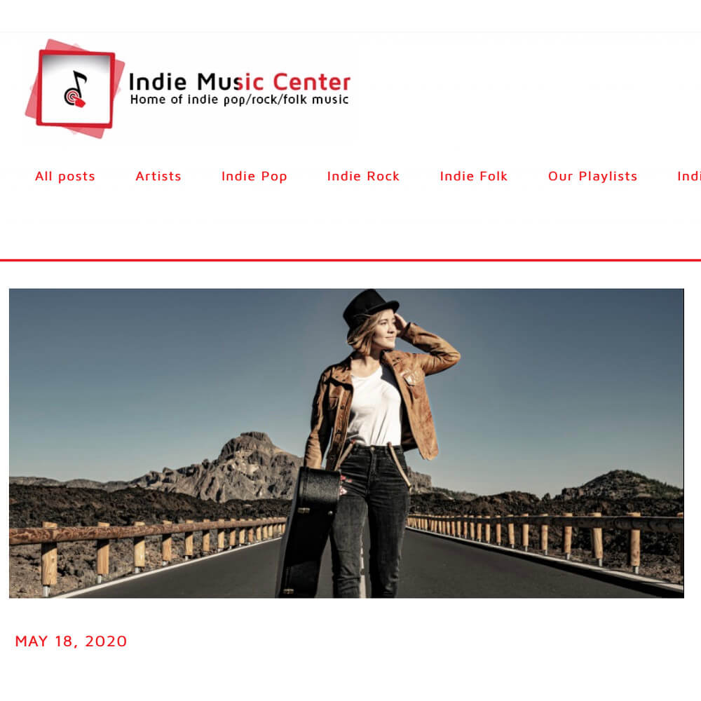 Luna Keller - Indie Music Center