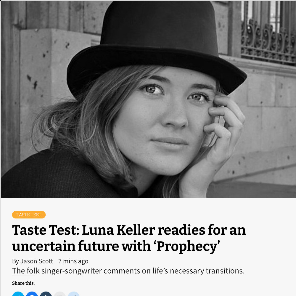 Luna Keller - B-Sides & Badlands