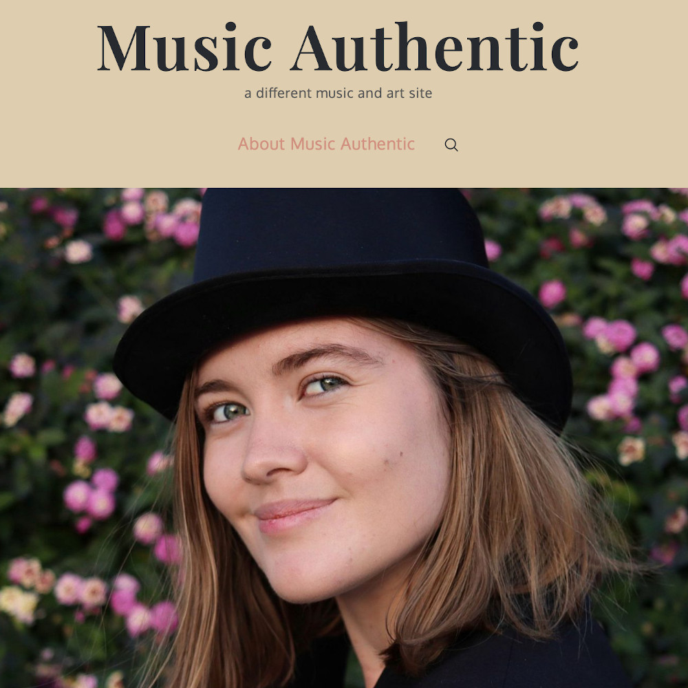 Music Authentic Interview with Luna Keller