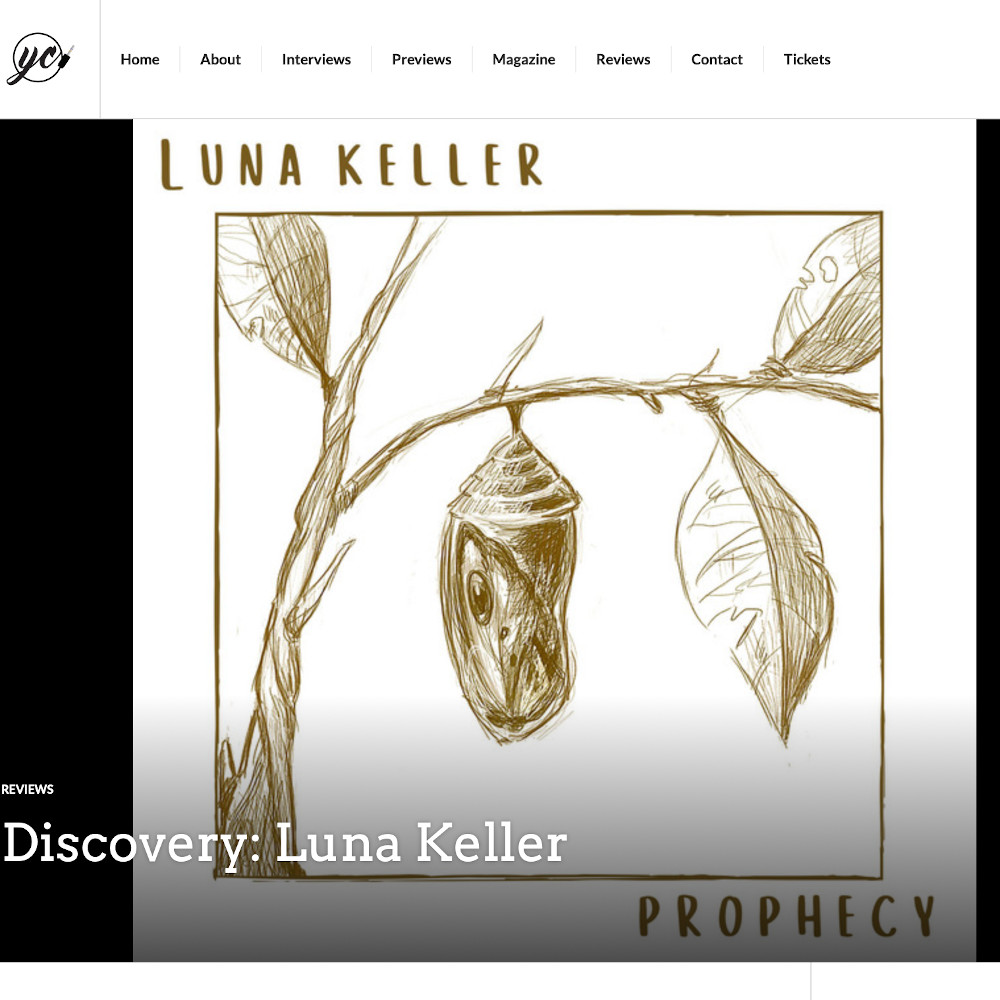 Yorkcalling Prophecy Luna Keller Review
