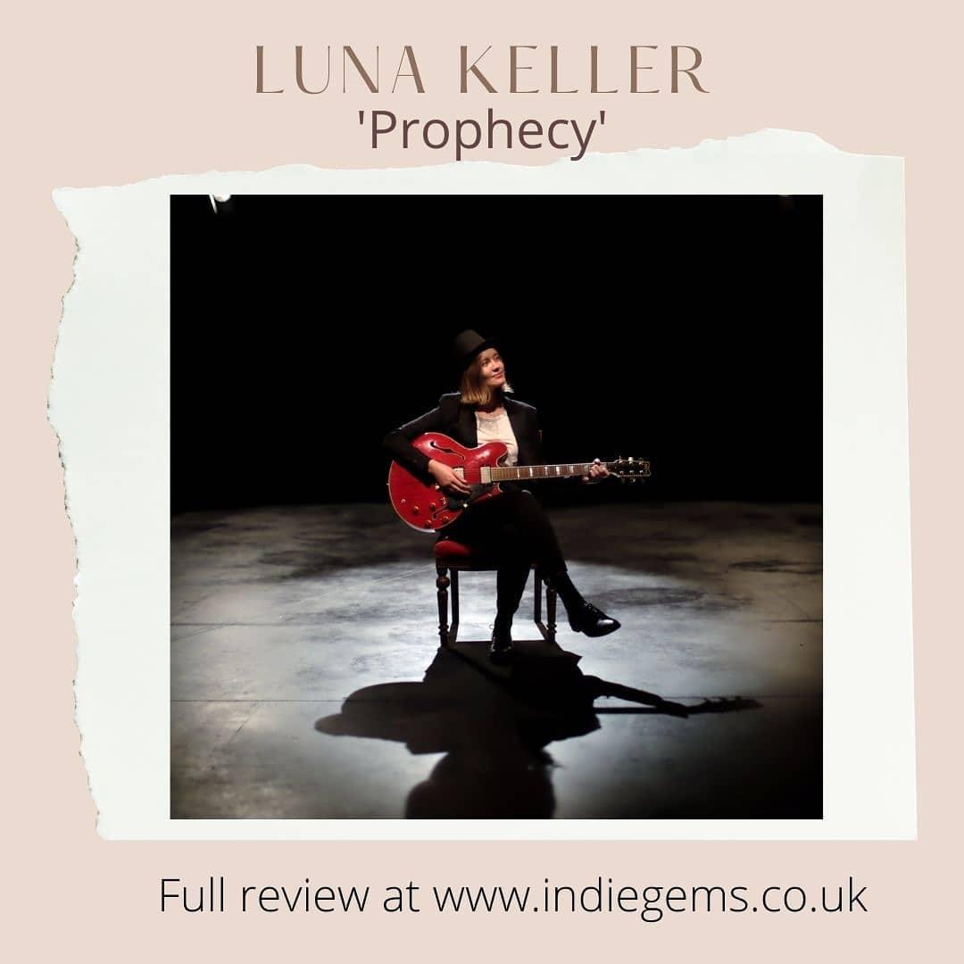 Indigems about Luna Keller Prophecy