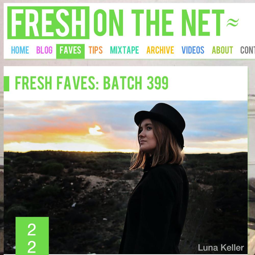 Luna Keller - Fresh on the net