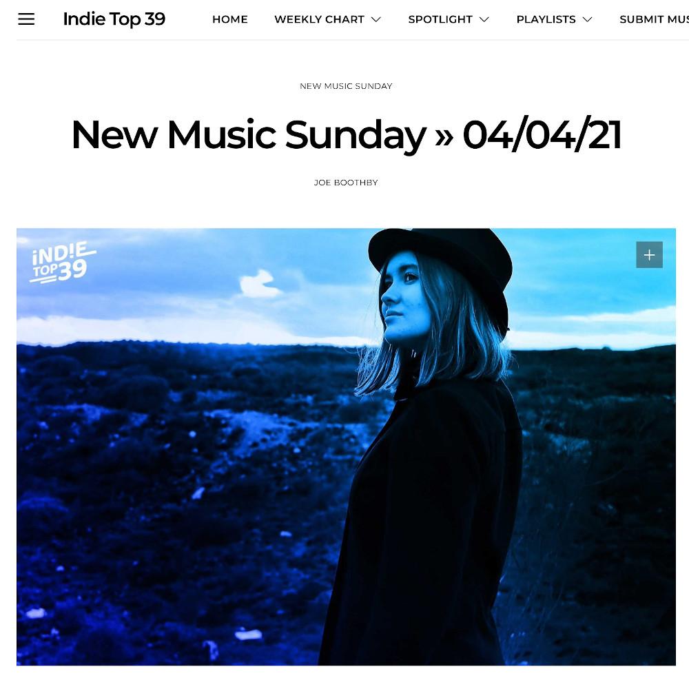 Indie Top 39 - High Low High Low - Luna Keller